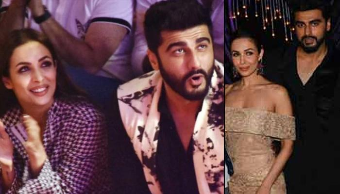 Arjun Kapoor And Malaika Arora Khan Walk Hand-In-Hand On Italy Holiday, Making Their Love Official?