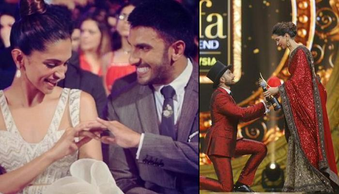 11 Adorable PDA Moments Of Deepika Padukone And Ranveer Singh That Broke All Cuteness Records