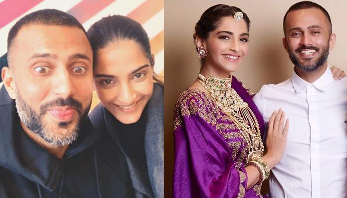 Sonam Kapoor Thanks Hubby For Bullying Her Into Not Keeping Karva Chauth Fast, Anand's Reply Is Epic