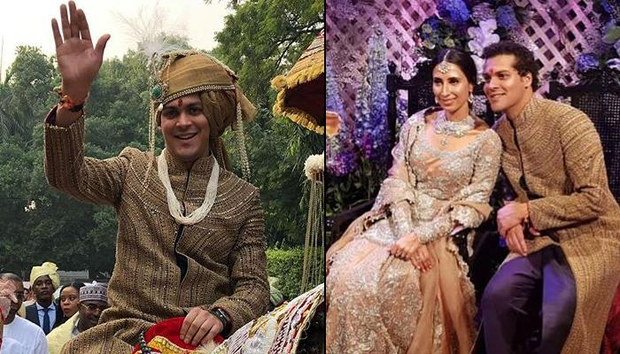 Sonam Kapoor's Ex Sahir Berry Gets Married To Savitri Singh Of DLF Group In African-Themed Wedding
