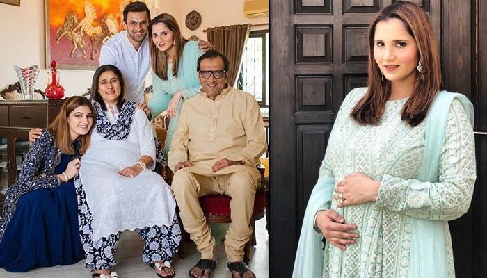 Sania Mirza Becomes A Mother And Her Family Excitedly Welcomes 'Baby Mirza Malik' Into This World
