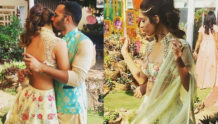 Famous MTV VJ Gaelyn Mendonca Gets Married To Her Long-Time Boyfriend, Pictures Inside!