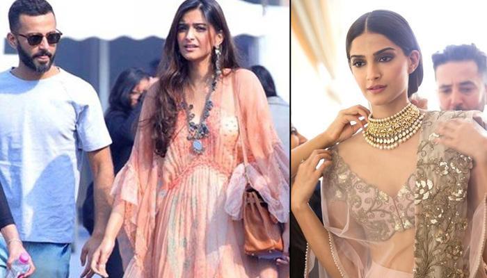 Soon-To-Be Bride Sonam Kapoor Is Shopping For Wedding Jewellery With Her 'Saasu Maa'