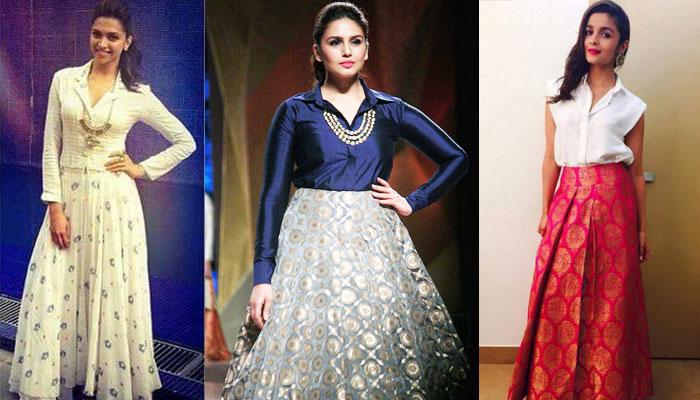 6 Unique And Cool Ideas To Style Your Shirt With Indian Outfits And Become A Fashionista