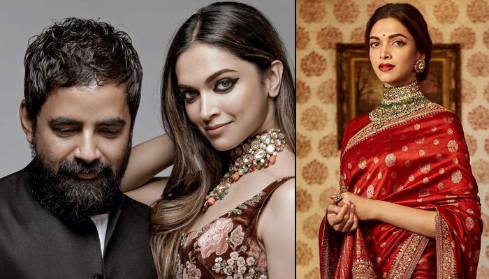 Right After Anushka Sharma, Deepika Padukone Chooses To Be A Sabyasachi Bride