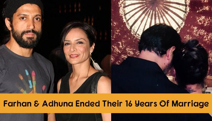Farhan Akhtar's Ex-Wife Adhuna Finds Love Again At 50, In A Famous Actor's Brother