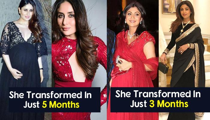 12 Yummy Mummies Of Bollywood Who Got Back To Their Pre-Pregnancy Figure Quickly