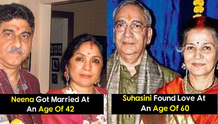 8 Bollywood Actresses Who Made Us Believe That Age Is No Bar For Marriage