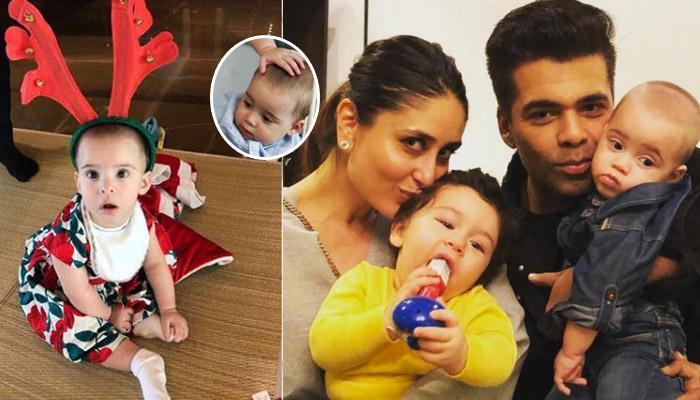 The Latest Picture Of Karan Johar's Babies Yash And Roohi Is All About 'Behena Ka Pyaar'