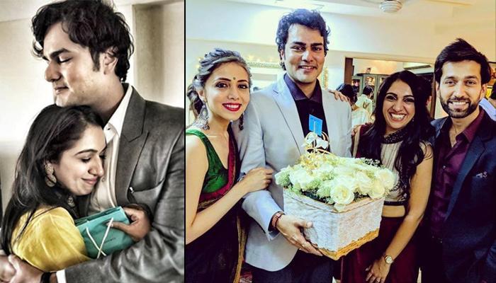 'Pyaar Ka Dard Hain' Fame Alekh Sangal Gets Married To Girlfriend Nazneen On His Birthday