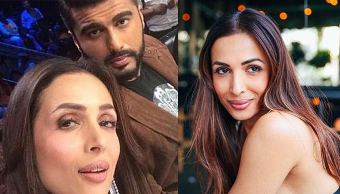 Malaika Arora Khan Leaves A 'Steaming Compliment' For Arjun Kapoor On His Halloween Look