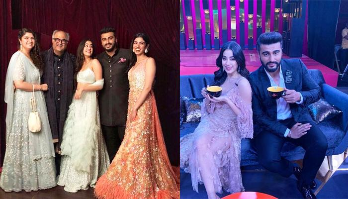 Arjun Kapoor On Janhvi And Khushi, Says They Have Allowed Me To Call Them My Sisters