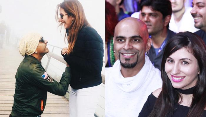 Raghu Ram Shares The Moment When He Proposed His Fiancée Natalie Di Luccio, And She Said Yes