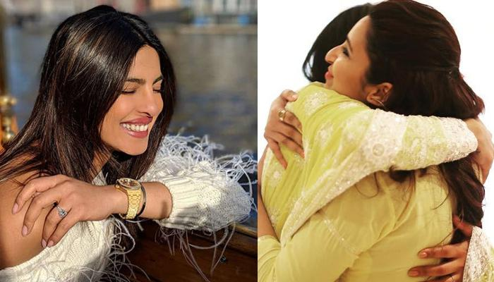 Priyanka Chopra Gets Cryptic Message On Her Pic From Nick's Mom, Parineeti Joins Her On Bachelorette