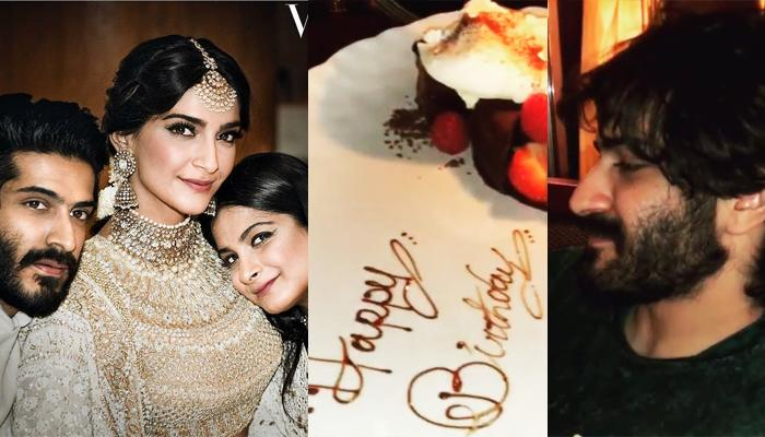 Sonam Shares Unseen Snap From Her Wedding To Wish Birthday Boy Harsh; Rhea, Anand, Sunita Also Wish