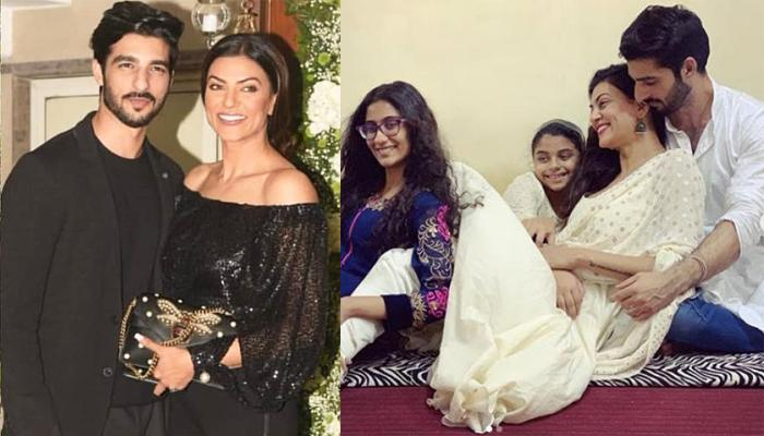 Sushmita Sen, 42, To Get Married To 27-Year-Old Boyfriend Rohman Shawl Next Year?