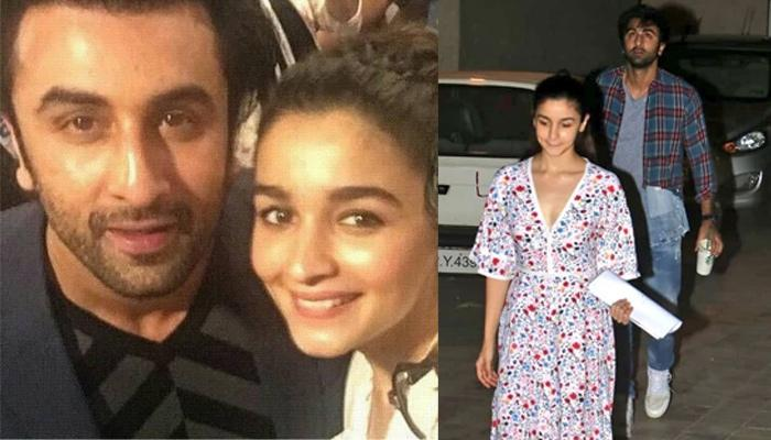 Alia Bhatt Admits She Has Found Her 'Perfect One', Goes For Dance Rehearsal With BF Ranbir Kapoor