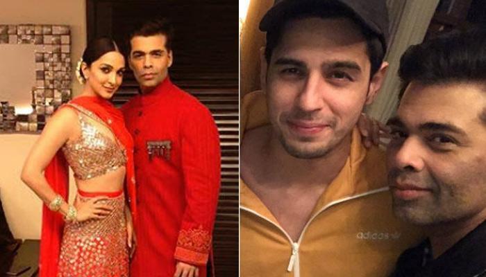 Karan Johar Played The Cupid Between Kiara Advani And Sidharth Malhotra, Check Out Details Inside