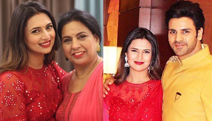 Divyanka Tripathi And Her Sasu Maa's Candid Diwali Moments Are Pure Goals, Vivek Turns Photographer