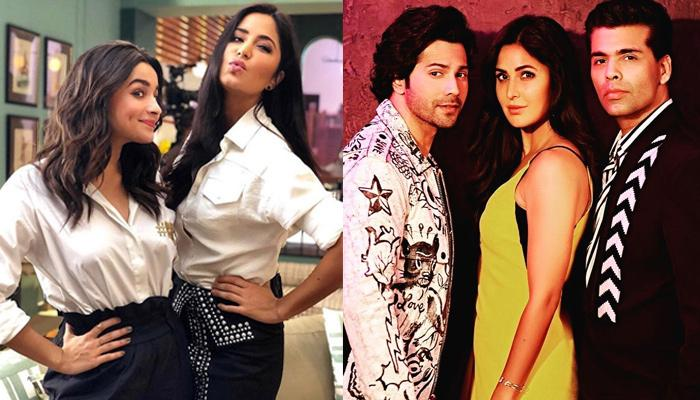 Katrina Kaif Reveals Equation With Alia Bhatt After She Started Dating Ranbir At 'Koffee With Karan'