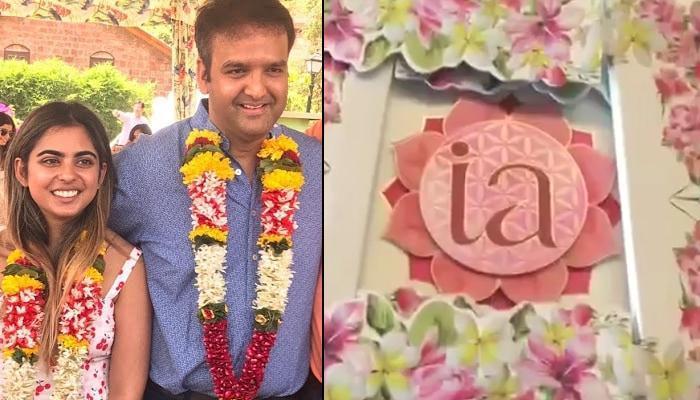 Isha Ambani And Anand Piramal's Wedding Invitation Card Is Worth Whopping 3 Lakh Each, Video Inside