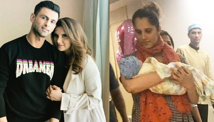 Shoaib Malik Chooses Wife Sania And Newborn Izhaan Over T10 League, Will Not Be A Part Of It