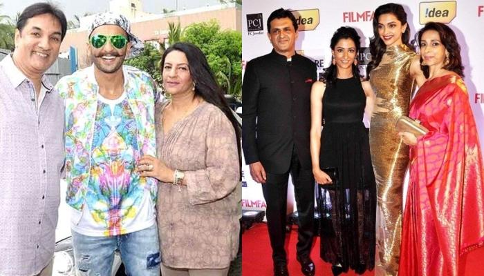 Deepika Padukone And Ranveer Singhs Families Everything You Need