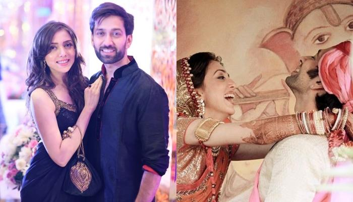Nakuul Mehta's Wife Jankee Parekh Proposed Him And He Made Her Wait For 10 Sec Before Saying 'Yes'