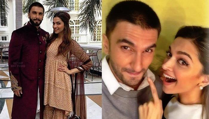 Deepika Padukone-Ranveer Singh's Functions Have Already Begun, Guests Say They're Love Personified