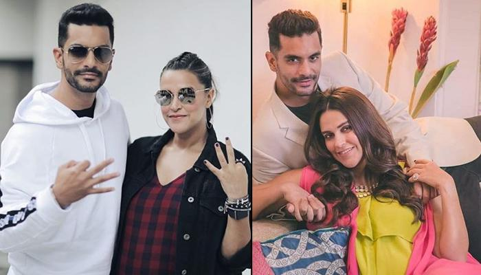Angad Bedi Reveals The Number Of Women He Has Dated On Wife Neha Dhupia's Show 'No Filter Neha'