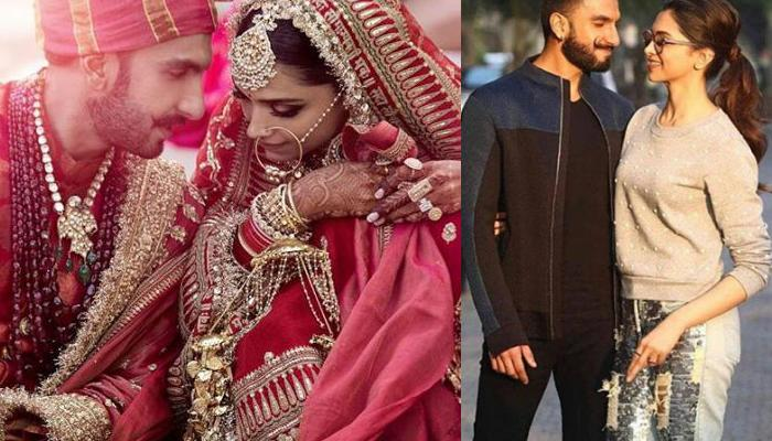 This Is What Ranveer Singh's Father Said To His Bahu Deepika Padukone Right After The Wedding