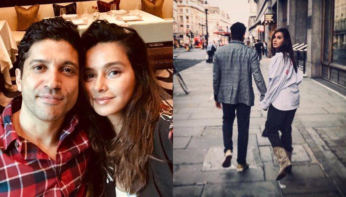 Farhan Akhtar 'Bumps Into' Rumoured Girlfriend Shibani Dandekar, His Reaction Is Beautiful