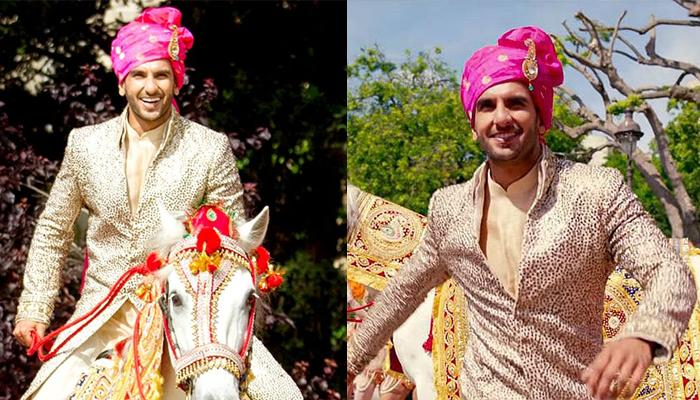 Ranveer And Deepika's Sindhi Wedding LIVE, Dulha All Set To Arrive At The Venue In A Unique Style