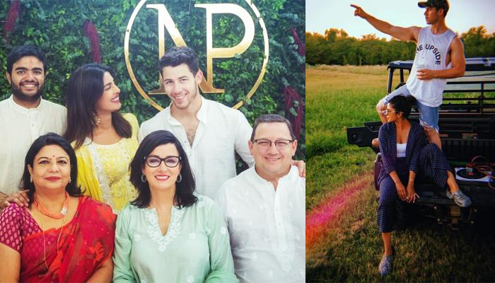 Priyanka Chopra To Visit Her Wedding Venue With Her To-Be In-Laws Before The D-Day