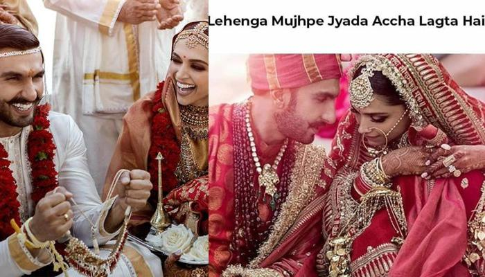 Deepika Padukone-Ranveer Singh's Hilarious Memes Created By Fans Will Make You Laugh Till You Drop