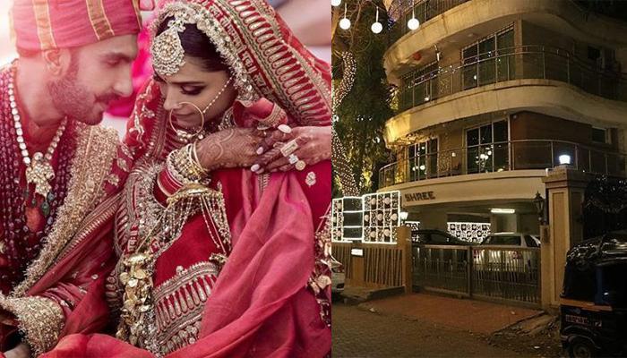 Ranveer Singh's Mumbai Residence Stunningly Decorated For Newbie Bride Deepika's Grih Pravesh