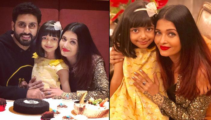 Aaradhya Bachchan Celebrates Her Seventh Birthday With The Entire Bachchan Parivaar, Pictures Inside