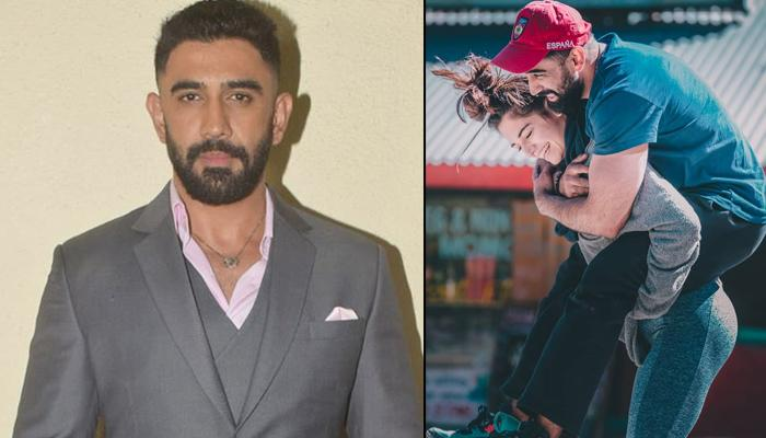 Amit Sadh Has Found Love In A Fitness Model Annabel DaSilva, Was Spotted At Airport By Shutterbugs