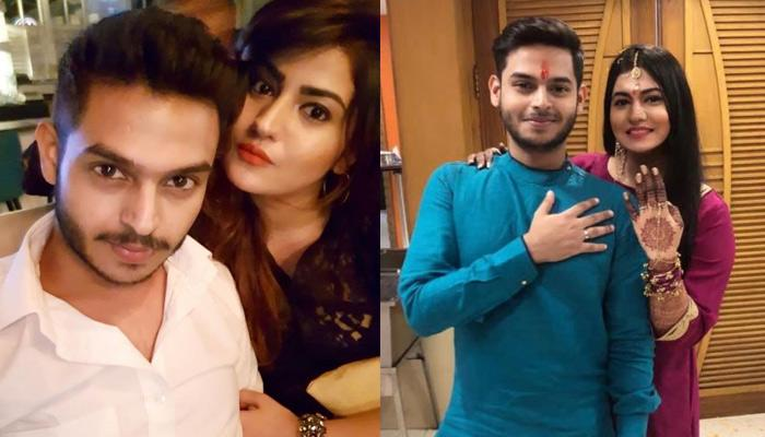 Sidharth Sagar Shuts Troll For Attacking Fiancee Subuhi Joshi And Judging Her For Past Relationships