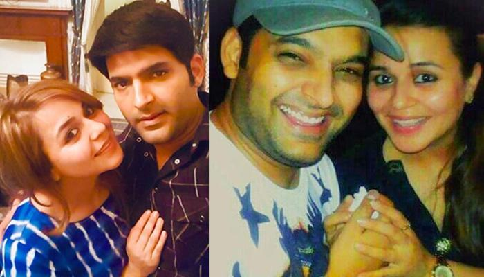 Kapil Sharma Can't Stop Thanking Fiancee Ginni Chatrath For Her Unconditional Love On Her Birthday