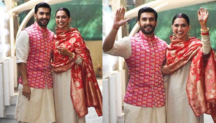 Ranveer Singh's Mehendi Has Wife Deepika Padukone's Name Written On It But In A Special Way