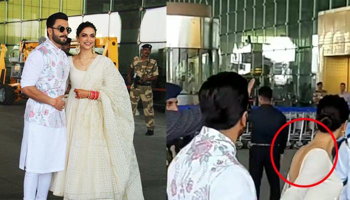 Deepika Padukone Takes Off Her Famous RK Tattoo Post Marriage With Ranveer Singh
