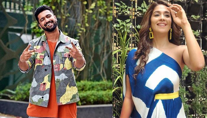 Vicky Kaushal On His Rumoured Girlfriend, Harleen Sethi's Web Series, Calls Her 'Anmol Ratan'