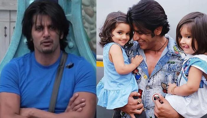 Karanvir Bohra's Kids Bella-Vienna Don't Like To See Their Dad Crying Inside BB House, Teejay Shares