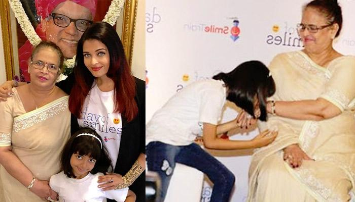 Aaradhya Bachchan's Sweetest Gesture For Granny Brindya Rai At An Event Is Pure Love [VIDEO]