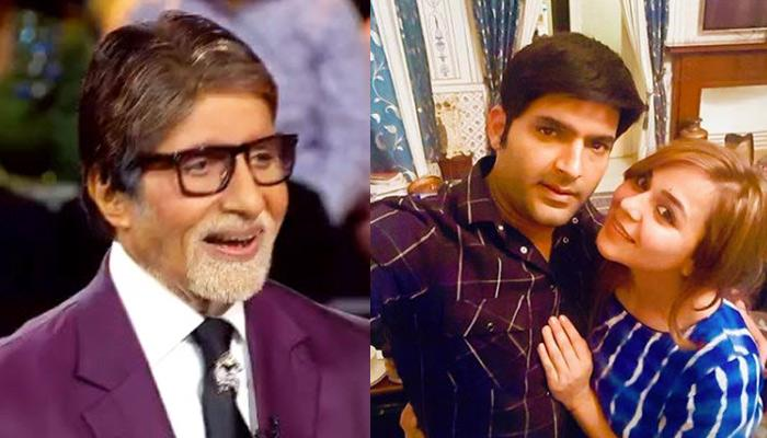 Groom-To-Be Kapil Sharma Asks Amitabh Bachchan For Some Wedding Tips, His Reply Is Epic [VIDEO]