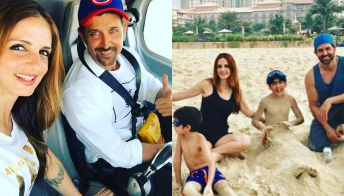 Hrithik Roshan's Shares Emotional Note For 'Closest Friend' And Ex-Wife Sussanne Khan