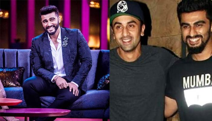 Arjun Kapoor Once Broke Up With A Girl On Ranbir Kapoor's Advice And Regretted Seven Days Later