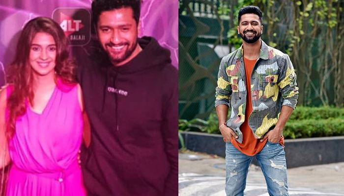 Vicky Kaushal's Alleged Girlfriend, Harleen Sethi Dedicates This Famous Diljit Dosanjh Song To Him