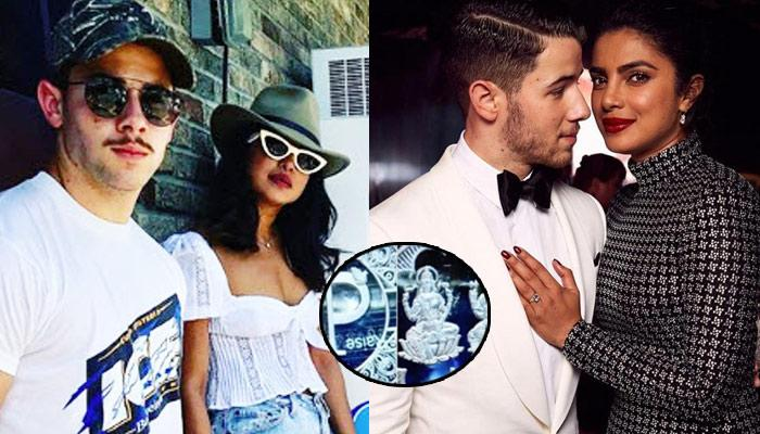 Priyanka Chopra And Nick Jonas Will Give Expensive Silver Coins With A Thoughtful Design To Guests